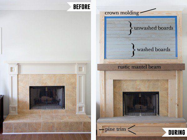 Best 25+ Cottage fireplace ideas on Pinterest | Living room fire ...