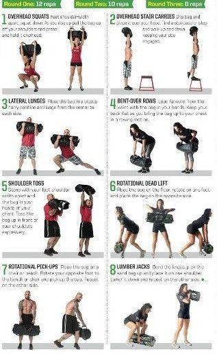 Bodyblade, Ballon de gym, Bossu Ball, Médecine Ball, Kettlebell, Battle Rope, Powerbag, Push …
