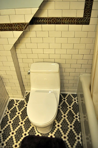 111 best images about spanish revival bathroom on for Spanish tile bathroom floor
