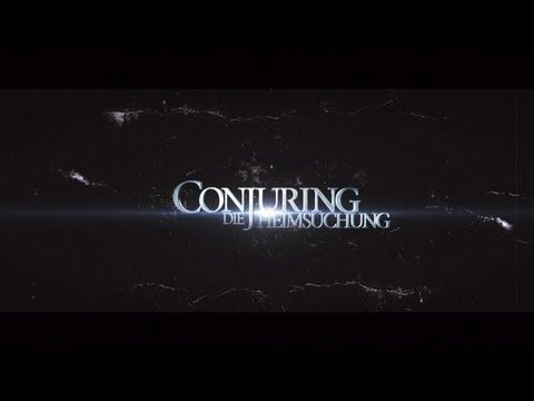 THE CONJURING (Die Heimsuchung) - offizieller Trailer #1 deutsch HD - lest unsere kritik hier / read our review here: http://motion-picture-maniacs.tumblr.com/post/57977156476/conjuring-die-heimsuchung