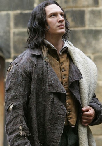 As if Heathcliff wasn't already the ultimate bad boy in 2009 Tom Hardy turned my fave twisted love story even hotter!
