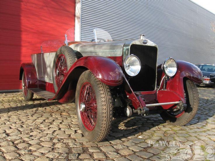 Delage DMS Skiff 1929 for sale 5