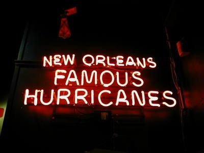 Authentic New Orleans Hurricane Drink Recipe