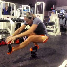 balancing on kettle bell - Google Search