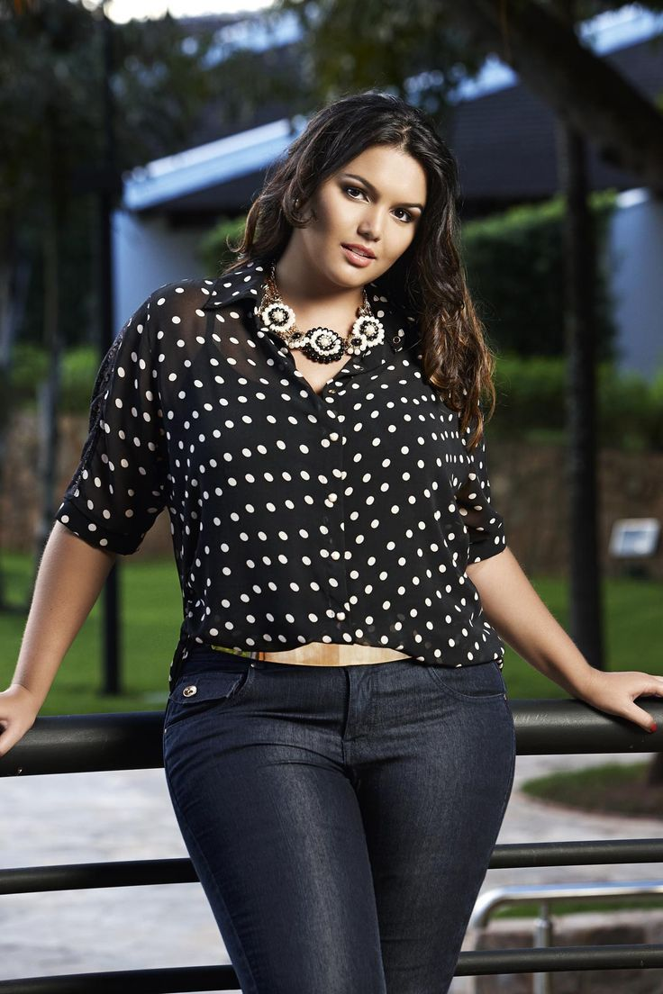 Additionally Plus size outfits come in various colors, textures, cutting, designs, and clothing. Sexy Plus size dresses fit perfectly to your body helping you to appear slim and curvy. These dresses compliment you and let you gain a lot of appreciation.