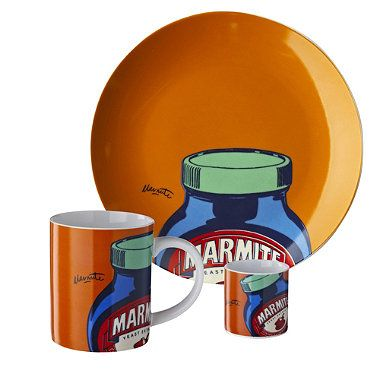 Marmite Breakfast Set - From Lakeland