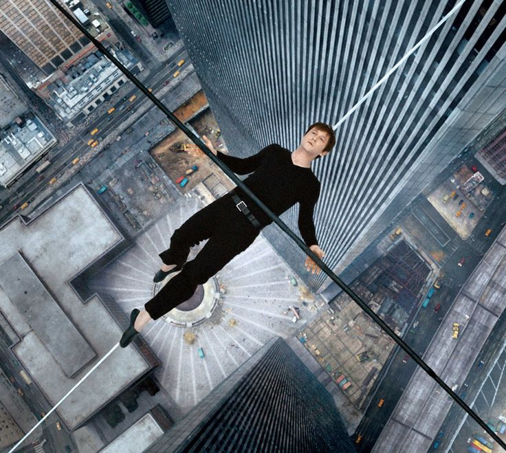 The Walk - Joseph Gordon Levitt