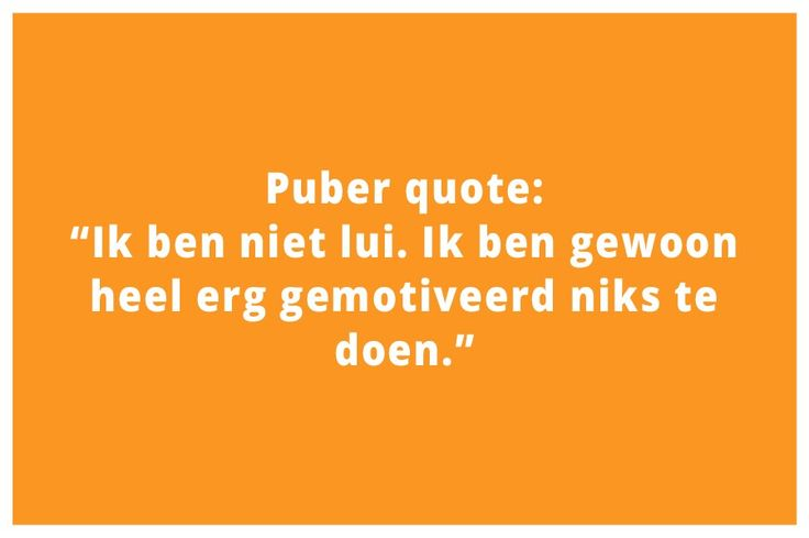 Puber Quote
