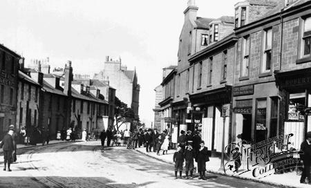 Kempock Street 1900