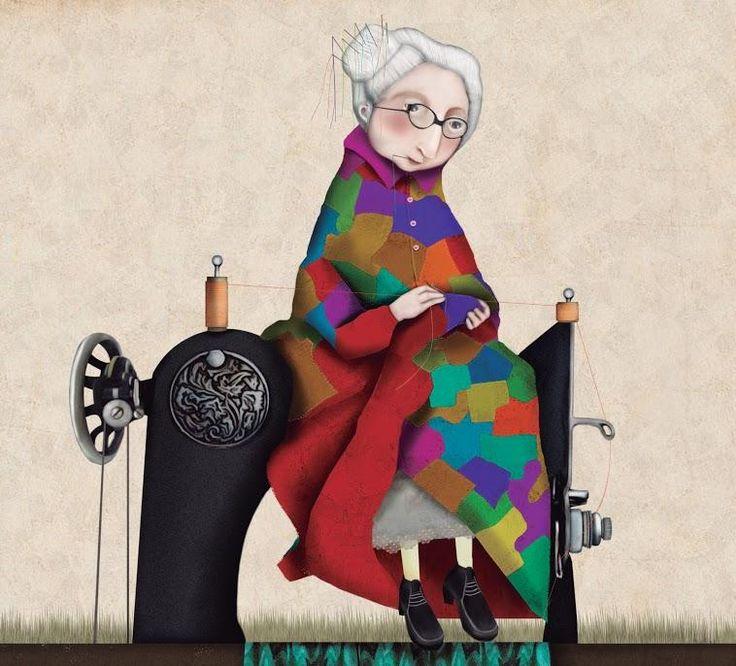 Abuela Costurera