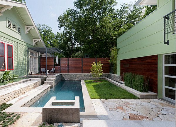 Best PatioSmall Backyard Ideas Images On Pinterest Backyard - The art of a small yard landscape