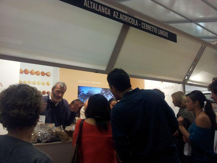 #Albatruffle Fiera Internazionale del Tartufo Bianco d'Alba 2013 #food #truffle #Piemonte #graphic: I.Com Multimedia
