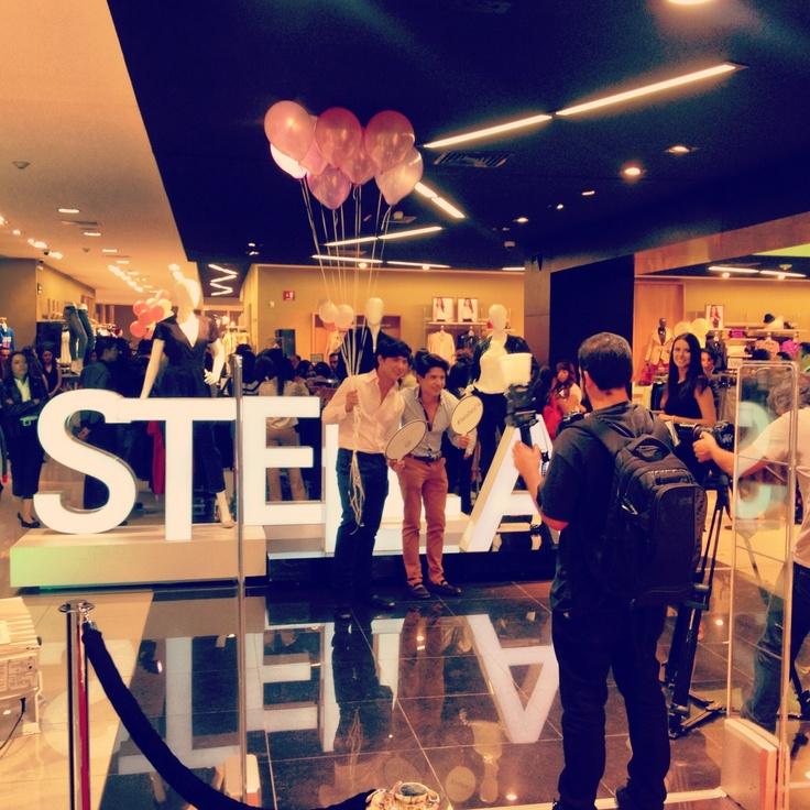 #StellaMcCartney #StellaparaCyA #Happening #Detalle