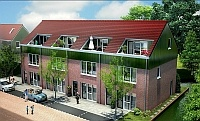 Kalverhof is een kleinschalig project met bijzondere vrijstaande woningen en appartementen. Voor prijzen die de overstap nog aantrekkelijker maken. Gebouwd met moderne materialen, maar wel met de typische Zaanse sfeer. Kom kijken en informeren tijdens de Zaanse Nieuwbouwdagen op 11 en 13 april 2013.