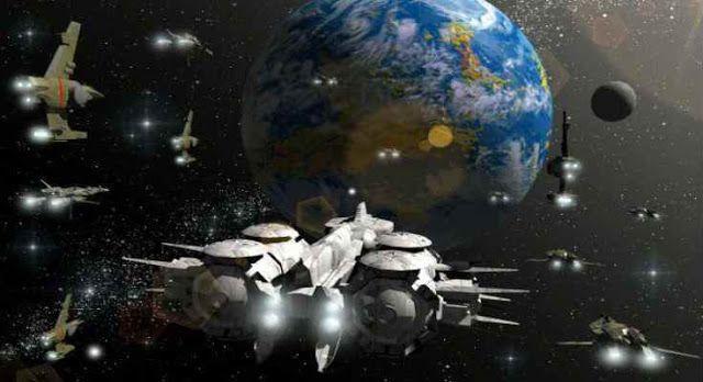 Η NASA εντόπισε εξωγήινο στόλο να πλησιάζει τη Γη;