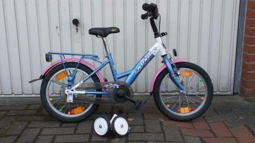 """Hallo, wir bieten dieses Noxon Kinderfahrrad. Uns hat es einen guten Dienst erwiesen und da es zu...,""""NOXON"""" Mädchen-Fahrrad 16"""" Zoll in Wilhelmshaven - Wilhelmshaven"""