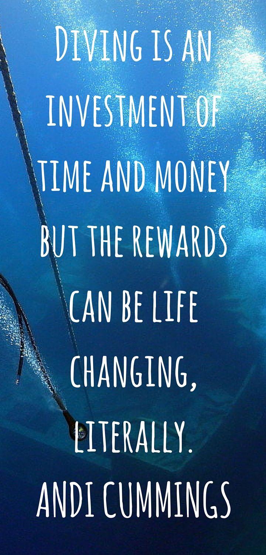 scuba diving quotes