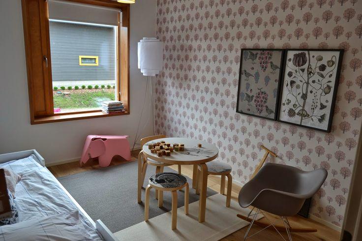 Mistä on pienet pojat tehty?: Asuntomessuilla Jyväskylässä: Lastenhuoneita!