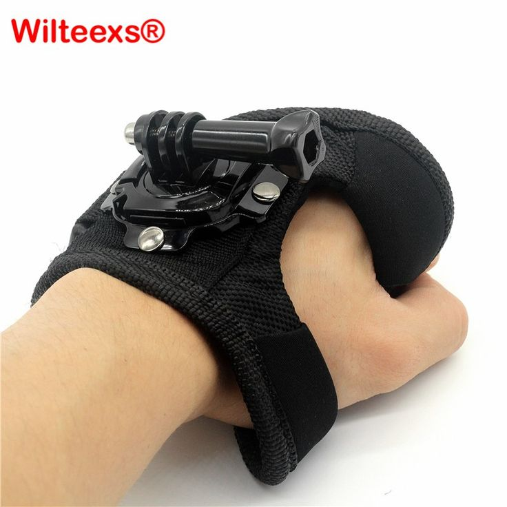 Sale US $2.99  WILTEEXS 360 Degree Rotation Glove style Wrist Hand Band Mount Strap For Hero 4 5 Hero 4 Session 3+ 3 2 Xiaoyi SJcam SJ5000  #WILTEEXS #Degree #Rotation #Glove #style #Wrist #Hand #Band #Mount #Strap #Hero #Session #Xiaoyi #SJcam  #CyberMonday