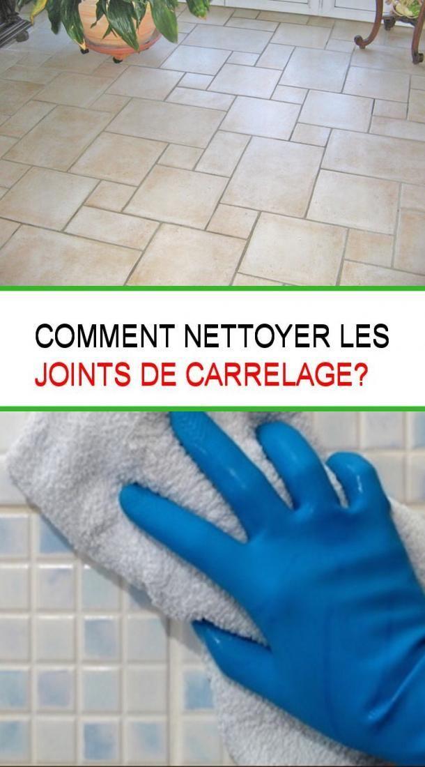 Comment Nettoyer Les Joints De Carrelage Joint De Carrelage Nettoyer Joints Carrelage Comment Nettoyer