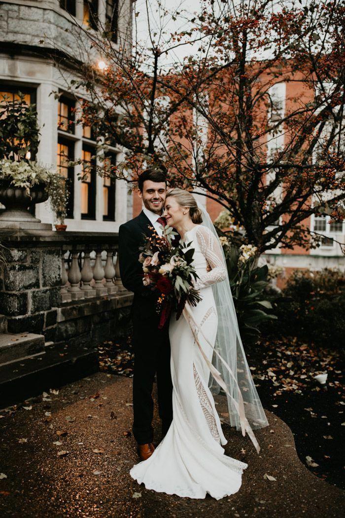 Romantic Is An Understatement When Describing This Pittsburgh Wedding At The Mansions On Fifth Med Billeder Bryllupsbilleder