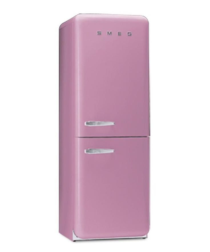 Pink Smeg Fridge Freezer Bits And Pieces Pinterest Pink