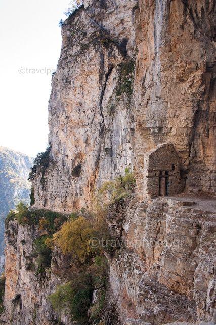 Vikos canyon/faraggi-vikou,epirus,Greece