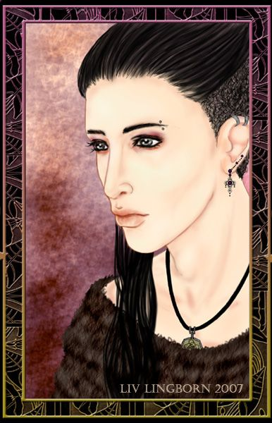 Songs from a Distant Youth by livvydarling.deviantart.com on @DeviantArt. Flick from Storm Constantine's Wraeththu series. By Liv Lingborn