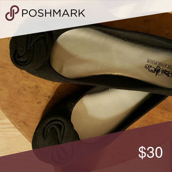 Coach four square ballet flats brand new Size 6.5 coach four square  Shoes Flats & Loafers