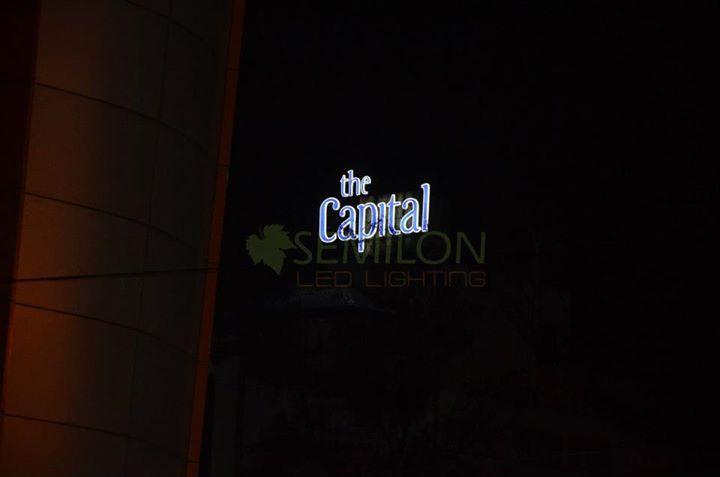 Hotel capital Trivandrum