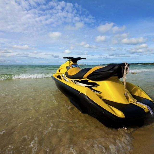 Before you push off for adventures on your jet ski, don't forget the maintenance.