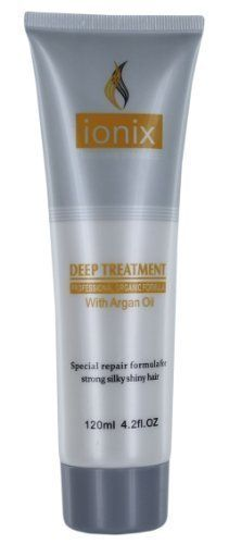 ISO Beauty Ionix Deep Treatment Hair Mask with Argan Oil -- Learn more by visiting the image link.
