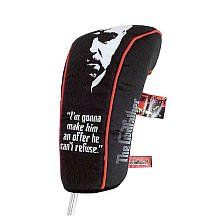 Licensed Godfather Golf Headcover 460cc NEW >>> You can get more details by clicking on the image.