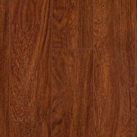 Brazilian cherry for Glueless laminate flooring