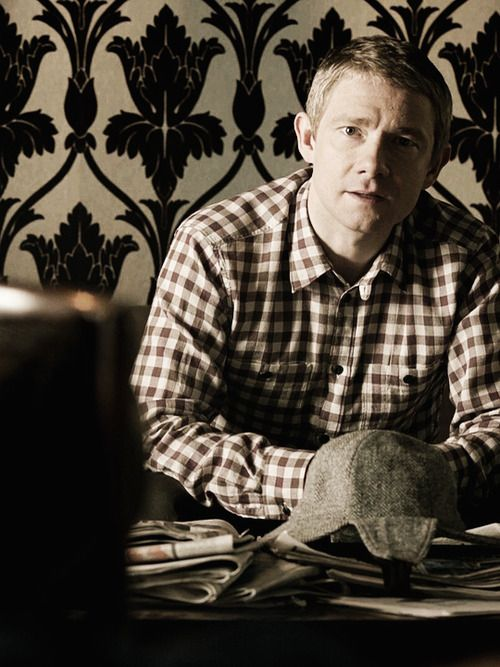 John Watson is unhappy with the tabloids and what they're implying.