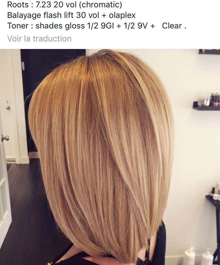 121 best Toner formulas images on Pinterest | Hair color ...
