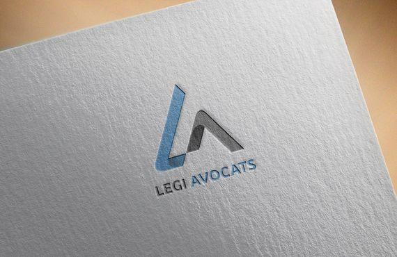 Refonte du logo du cabinet LEGI AVOCATS. http://www.legiavocats.eu/ #logo…