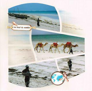 #Azza #Bahamas #Sjablonen #Gabarits # Stencils #Scrapbooking
