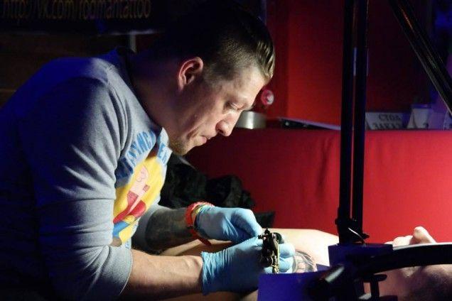 Полтава «вибухнула» креативом, драйвом, екстримом та найбожевільнішими ідеями татуювання (ФОТО)