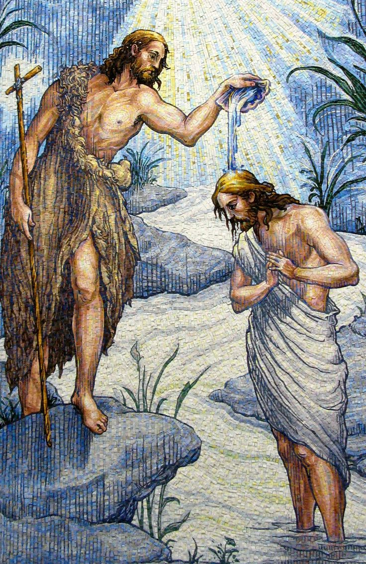 135 best jesus baptism images on pinterest religious art