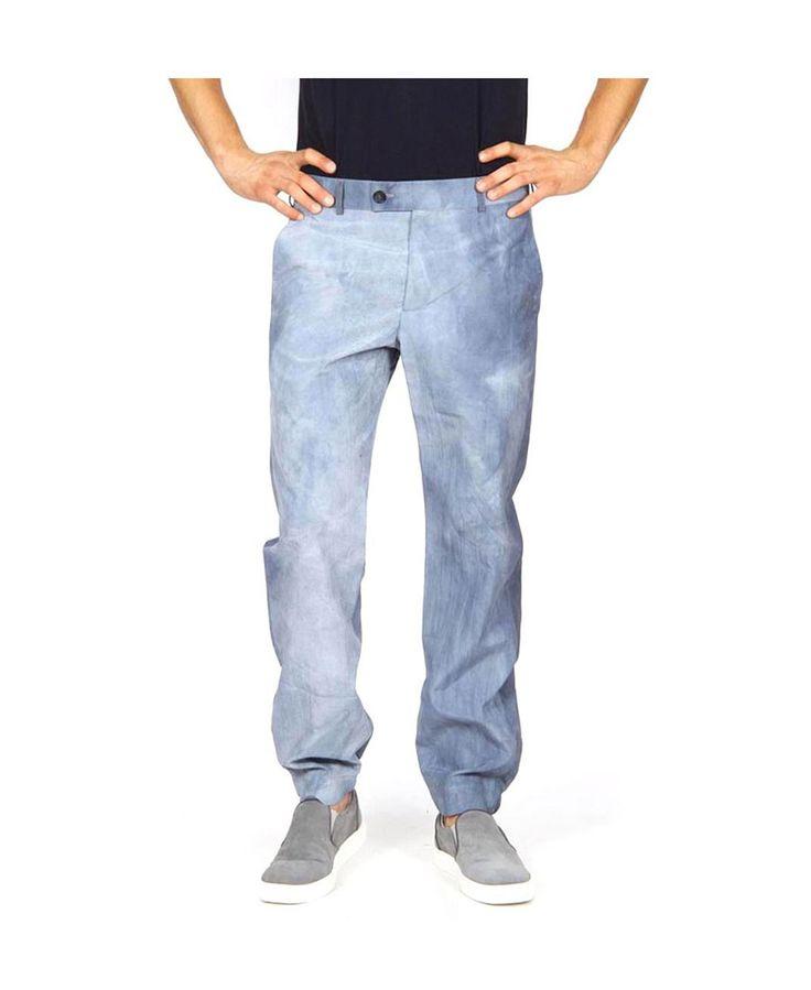 Pantaloni uomo GIORGIO ARMANI 3170 Blu - titalola.com