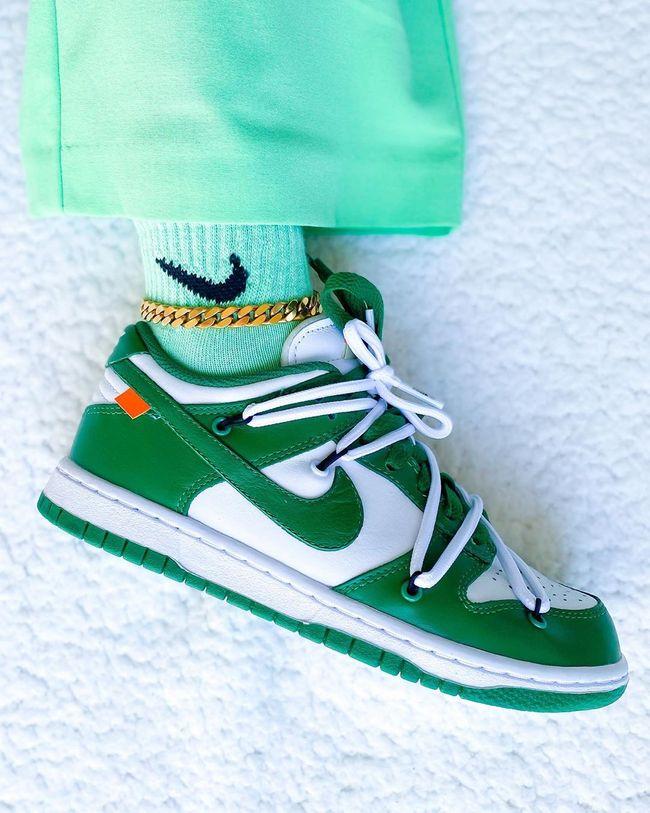 chaussure cuir nike