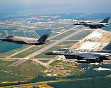 Eglin Air Force Base.. fly in a jet bucket list number 49.