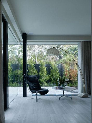 Cassell Street Residence, South Yarra - b.e architecture