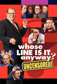 Whose Line Is It Anyway? (TV Series 1998–2007) - IMDb