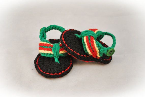 >> Click to Buy << Baby Summer Shoes,Barefoot sandals Baby Bob Marley Flip Flops, Crochet Baby Sandals, MADE TO ORDER Size:9cm,10cm,11cm #Affiliate