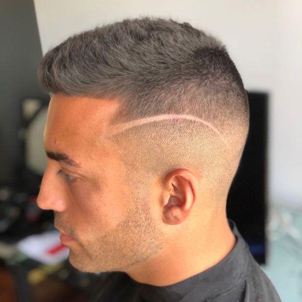 Haircut Designs For Short Hair Men