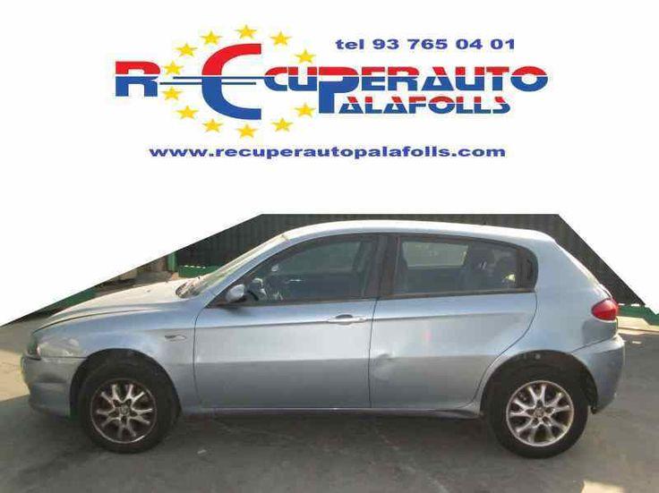 ALFA ROMEO 147 (190) 1.6 TS 105 Distinctive   (105 CV)     12.04 - 12.06