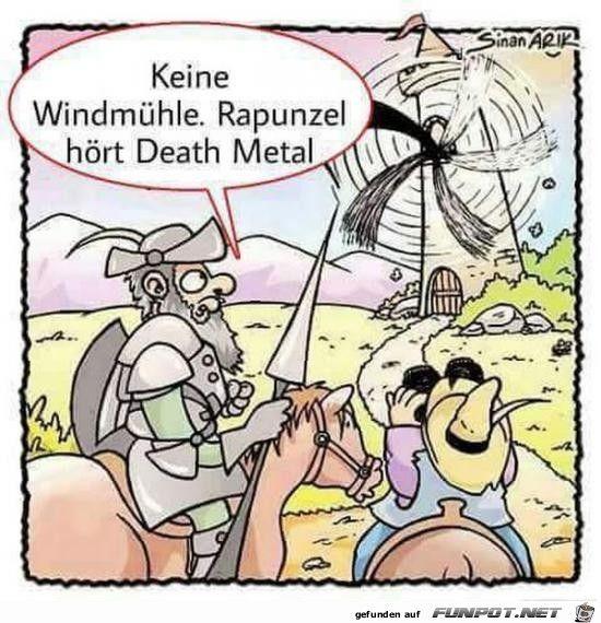 keine Windmühle