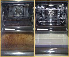 Schoonmaken voor gevorderden Als jij al die tijd je oven op deze manier hebt schoongemaakt, dan doe je toch echt iets verkeerd. Maar maak je geen zorgen, we hebben wijze raad voor je. Volg gewoon dit stappenplan, dan komt goed! Dit is wat je nodig hebt: - Water - Een spuitfles - Bakpoeder - Een vaat